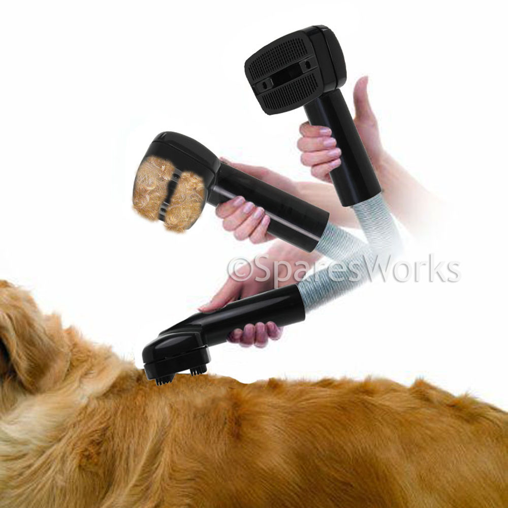 dog grooming tool for philips vacuum cleaner groom pet hair hoover brush ebay. Black Bedroom Furniture Sets. Home Design Ideas
