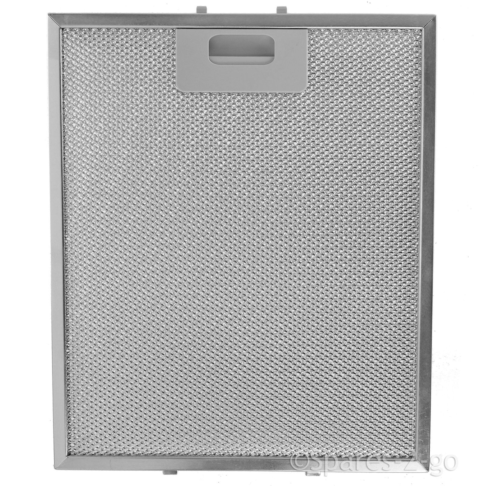 Grease Filters For Cooker Hoods ~ Silver grease filter for bosch neff siemens cooker hood